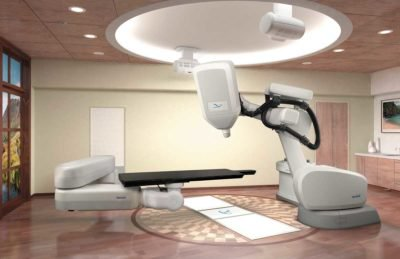 CyberKnife System by Accuray | Anova Cancer Care | Image courtesy of Accuray Incorporated - ©2015 Accuray Incorporated. All rights reserved.