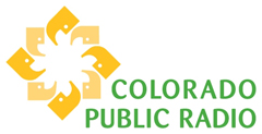 Colorado Public Radio logo horizontal