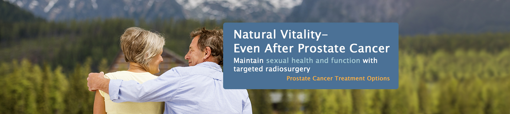 Natural Vitality after Prostate Cancer | ACC